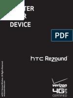 111019 HTC Rezound VZW QSG English