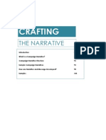 Crafting Narrative