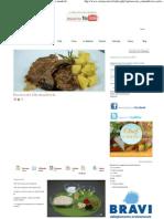 Enogastronomia - Ricette Di Cucina - Pasticcini Alle Mandorle