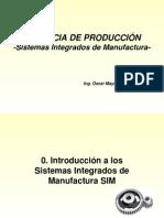 Sistemas Integrados de Manufactura - UNAD