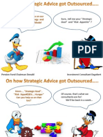 Strategy Outsourcing