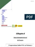 Piano Dettaglio Accordo Italia Usa Sul Clima