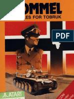 Rommel Battles for Tobruk