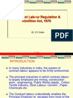 1 Contract Labour Act, 1970