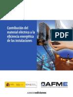 Contribución del material eléctrico a la eficiencia energética