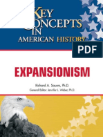 Key Concepts in American History- Expansionism