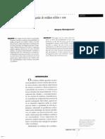 A Evolução dos Modelos de Gestão de Resíduos Sólidos e Seus Instrumentos