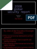 2008 Global Security Report