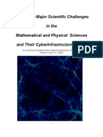 Nsf 2004 Ci in mathematics and physics