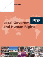 Local Govern Me Nets and Human Rights