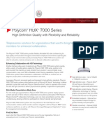 Hdx7000 Datasheet