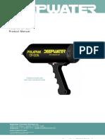 Baticorrometro Polatrak Deepwater-Manual de Operacion
