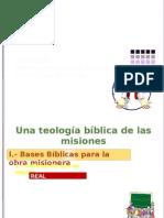 Una teología bíblica de las Misiones