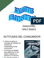 Actitudes Del or Rev 2011