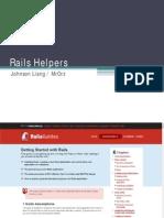 Rails Helpers