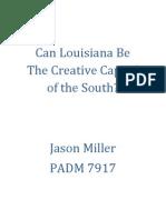 Jason Miller RFP Final Paper