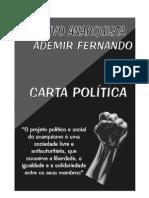 O Coletivo Anarquista Ademir Fernando - Cópia