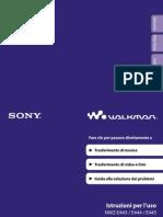 Walkman Manual