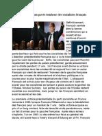 François, le prénom porte-bonheur des socialistes français