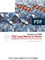 Return of CHINA - The Long March to Power