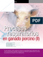 Procesos Respiratorios en Porcino (II)