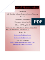 Dictionary of Pharmacology-khaled Bhuiyan