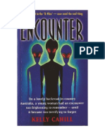 Kelly Cahill - Encounter