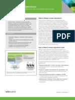 Vcenter Operations Datasheet Feb2011