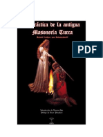Von Sebottendorf Rudolf - La Practica de La Antigua Masoneria Turca