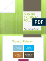 Diseases Caused by Pollution