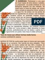 z - Terminologia de Pasteleria II