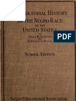 Giles B. Jackson, And Daniel Webster Davis--The Industrial History of the Negro Race of the United States (1911)