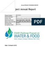 Annual Report ME G1 15 Mar 2012
