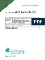 Annual Report ME G5 15 Mar 2012