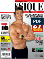 Physique Magazine May 2012