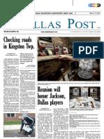The Dallas Post 05-13-2012