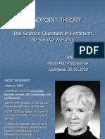 Science Question in Feminism Ani Gerbin