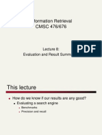 Lecture8 Evaluation