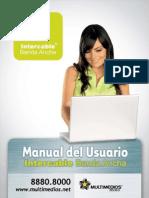 Manual Intercablearris550