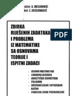 Mesihovic Arslanagic - Zbirka Reseni Zadatci