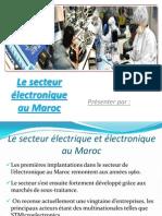Secteur Electronic