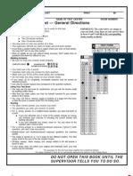 Prep-Full Test 6 SAT