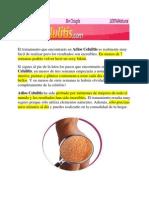 como quitar la celulitis de las piernas y gluteos - tratamiento para celulitis casero