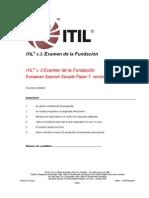 Examen V3 fundations 2