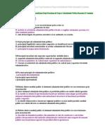 6) Grile administrativ