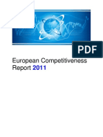 European Competitiveness Report 2011