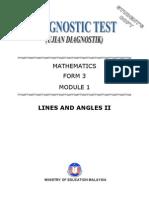 module math form 3 Chpter 1