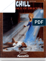 Pacesetter - Chill 1st Ed- Vengeance of Dracula