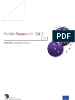 Public Finances in EMU - 2011