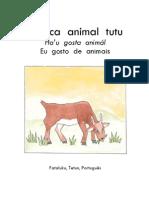 A nica animal tutu - Trilingual Early Grade Reader in the Fataluku Language